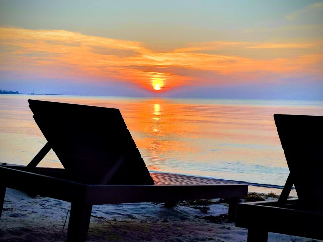 Chair Sunrise